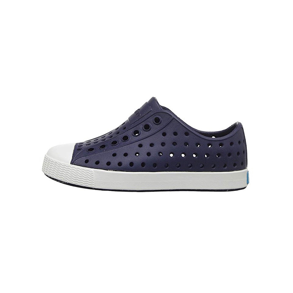 Native Shoes Jefferson Child - Regatta Blue/Shell White
