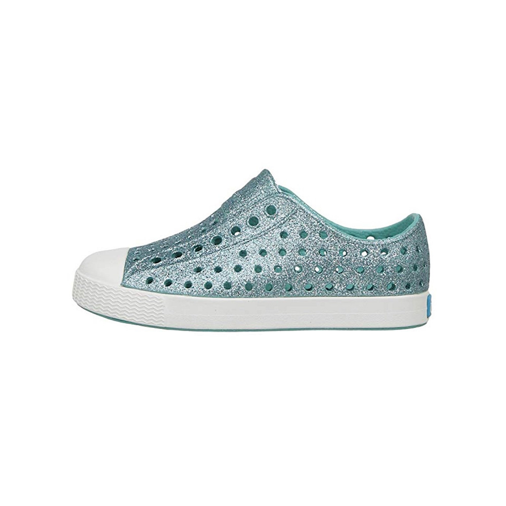 Native Shoes Native Shoes Jefferson Child - Pool Bling/Shell White