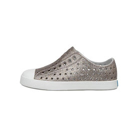 Native Shoes Native Shoes Jefferson Child - Metal Bling/Shell White