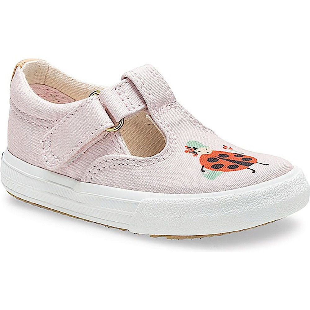 KEDS Little Kid + Rifle Paper Co. - Daphne - Lady Bug
