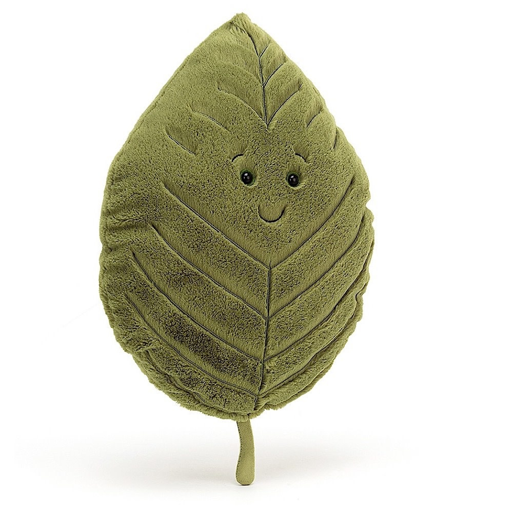 Jellycat Woodland Beech Leaf - 16 Inches
