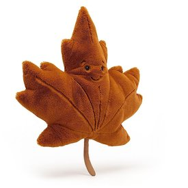 Jellycat Jellycat Woodland Maple Leaf - 17 Inches