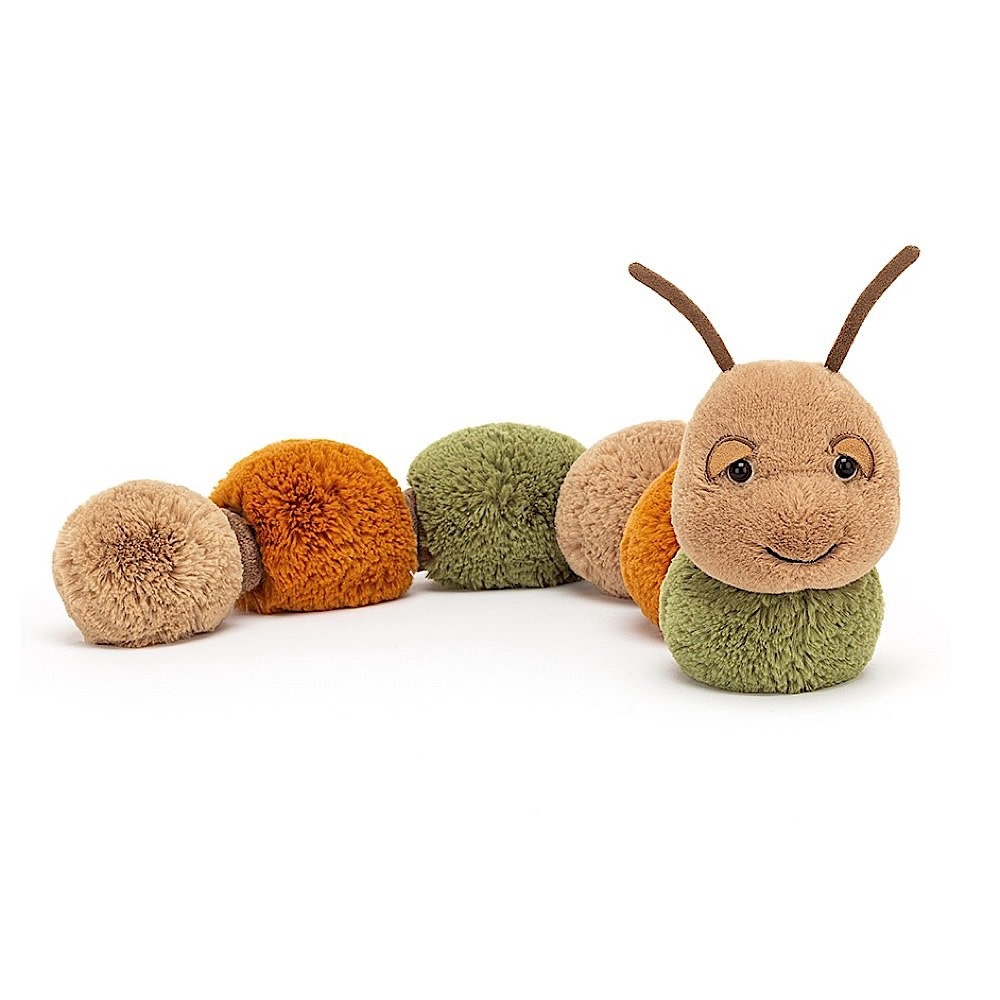 Jellycat Jellycat Figgy Caterpillar - 24 Inches