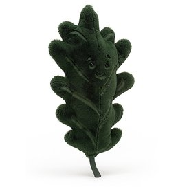 Jellycat Jellycat Woodland Oak Leaf - 19 Inches