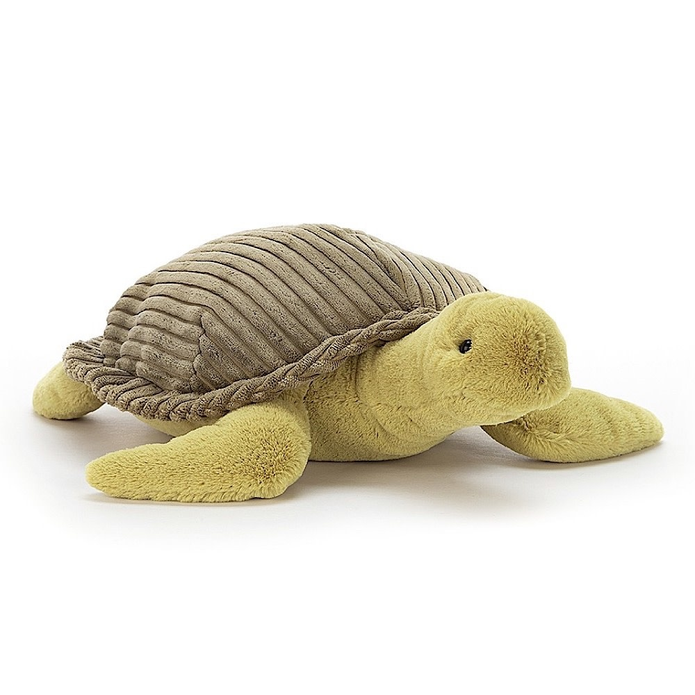 Jellycat Terence Turtle - Medium - 17 Inches