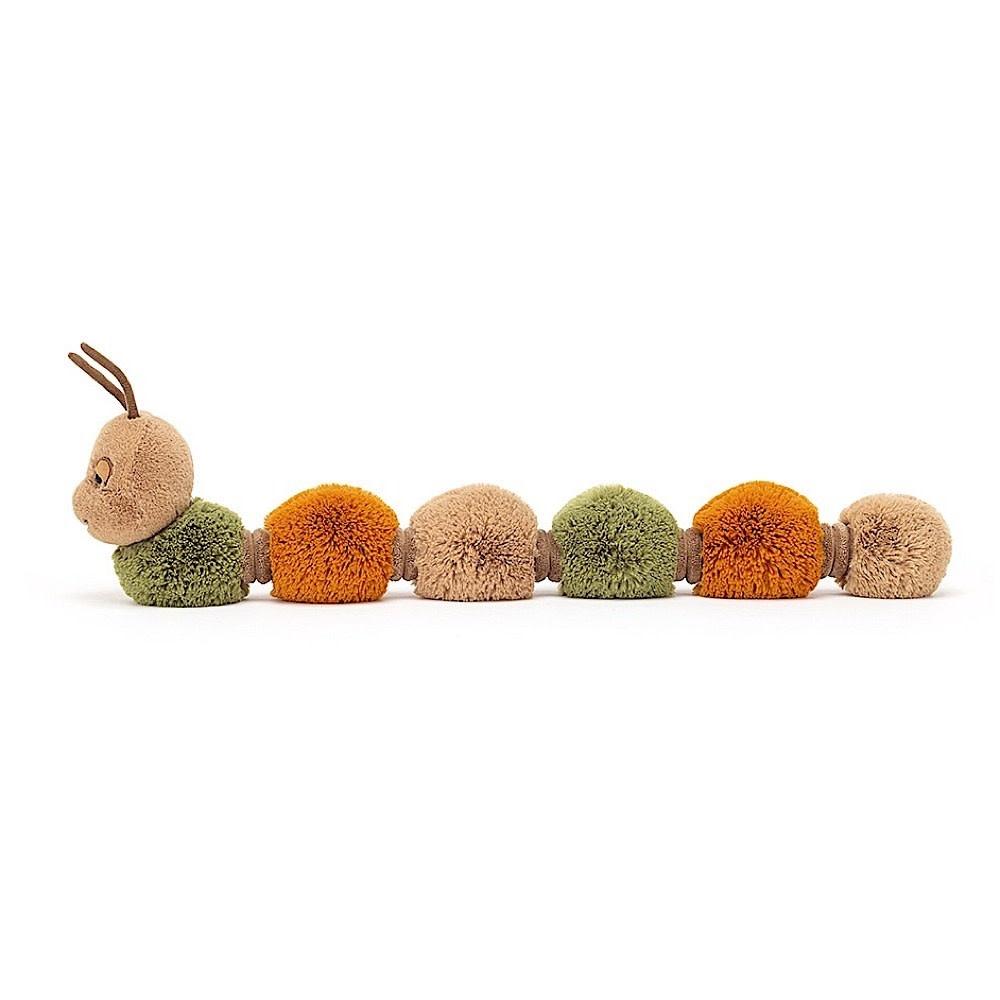 Jellycat Figgy Caterpillar - 24 Inches