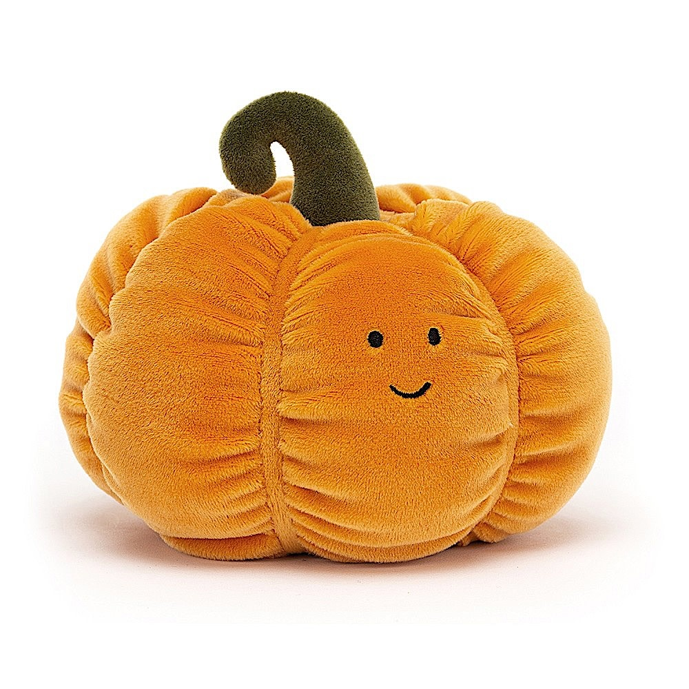 Jellycat Vivacious Vegetable Pumpkin - 6 Inches