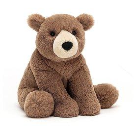 """Jellycat Jellycat Woody Bear Small 8"""""""