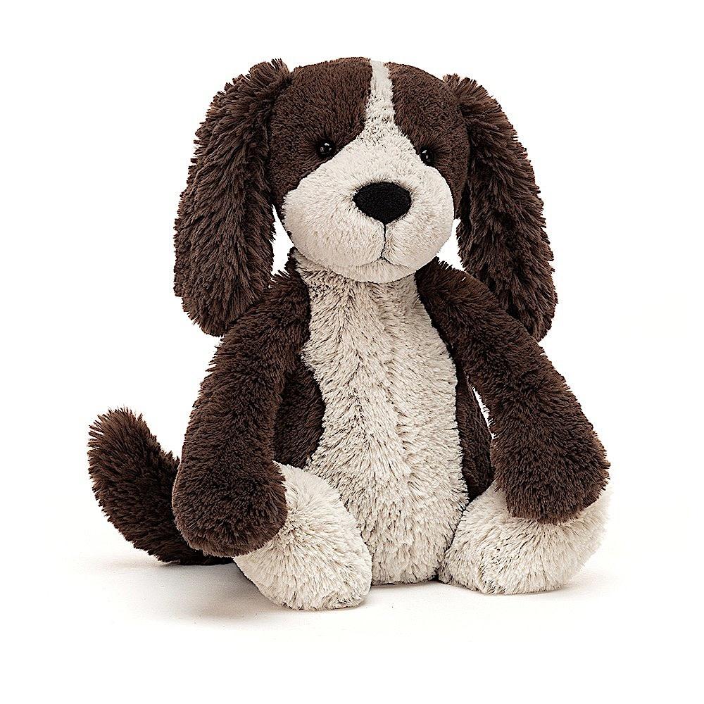 Jellycat Bashful Fudge Puppy Small - 7 inches