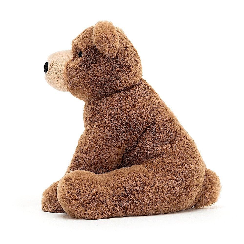 "Jellycat Woody Bear Small 8"""
