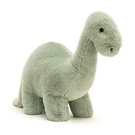 Jellycat Jellycat Fossily Brontosaurus Dinosaure  - 10 Inches