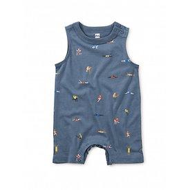 Tea Collection Tea Collection Tank Romper - Olympians