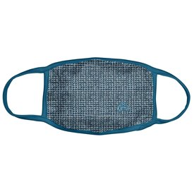 Karma Karma Face Mask - Adult - Blue Basket Weave