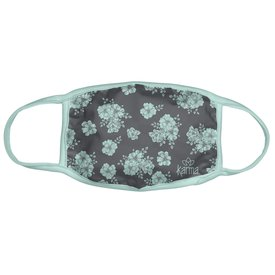 Karma Karma Face Mask - Adult - Blue Floral