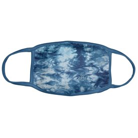 Karma Karma Face Mask - Adult - Blue Tie Dye