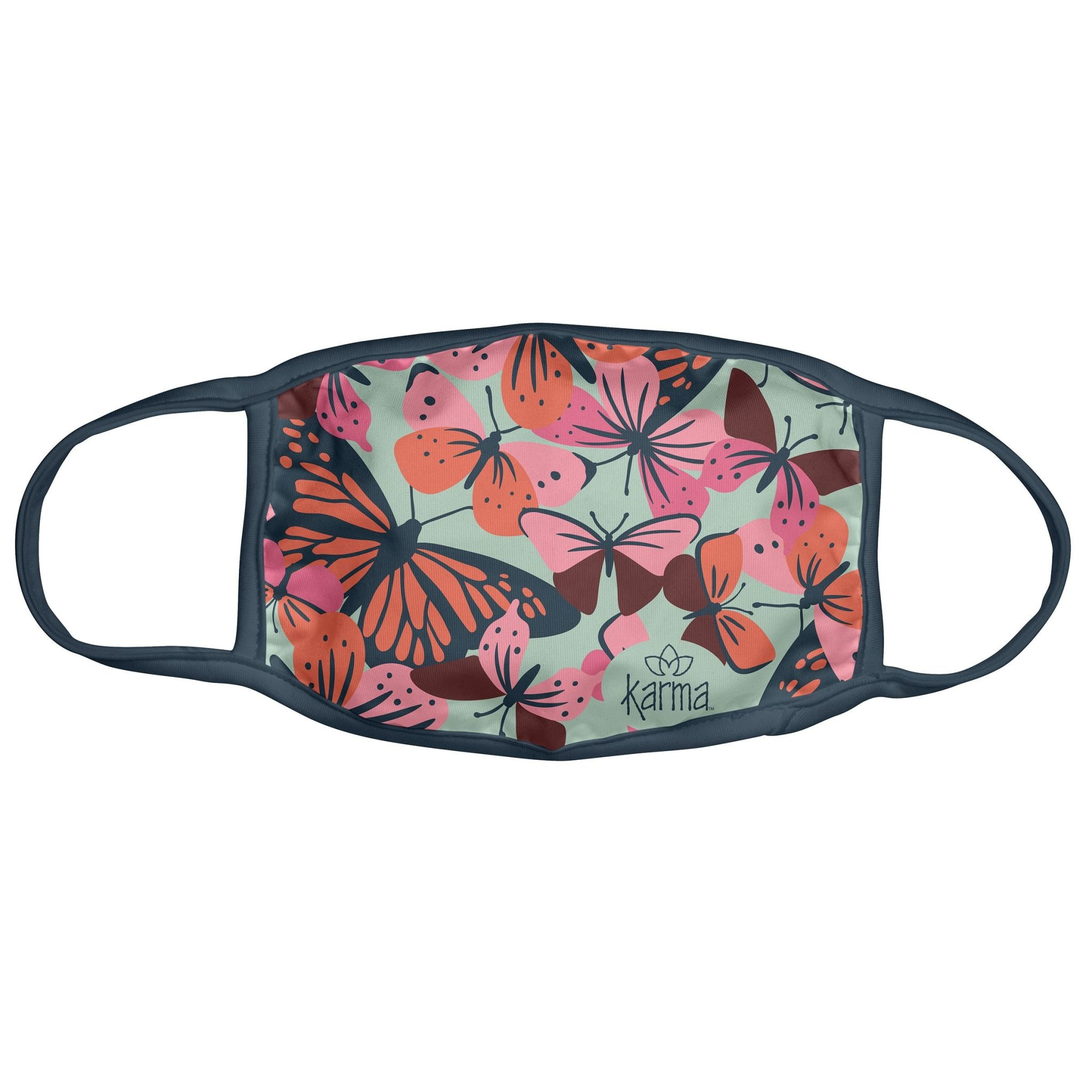 Karma Face Mask - Adult - Butterfly
