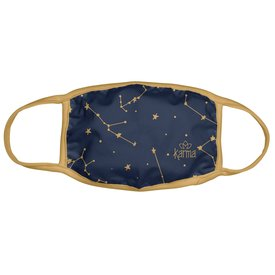 Karma Karma Face Mask - Adult - Constellation