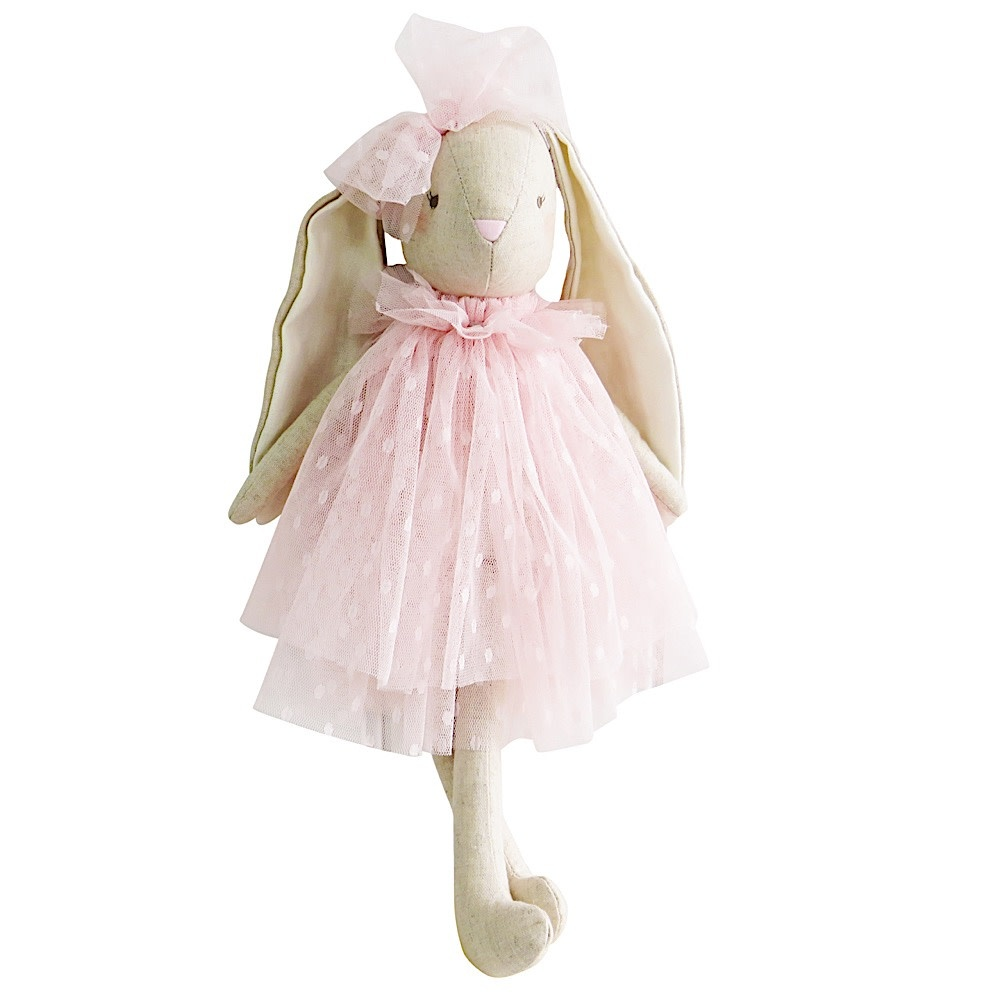 Alimrose Alimrose Baby Bea Bunny - Pink