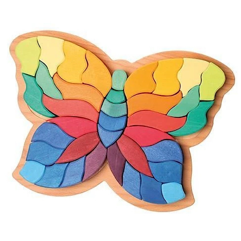 Grimms Building Set Butterfly