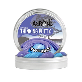 Crazy Aaron Crazy Aaron's Thinking Putty Mini Twilight 2""