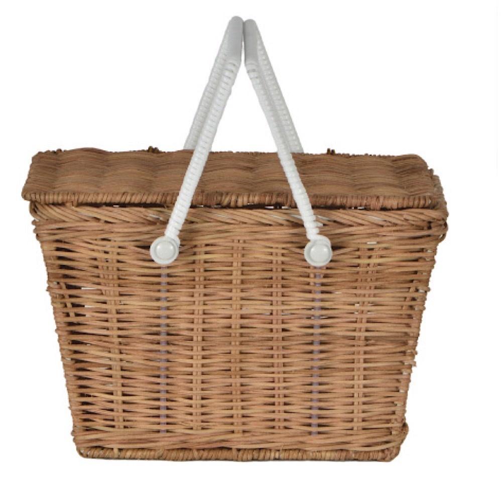 Olli Ella Piki Basket Large - Natural