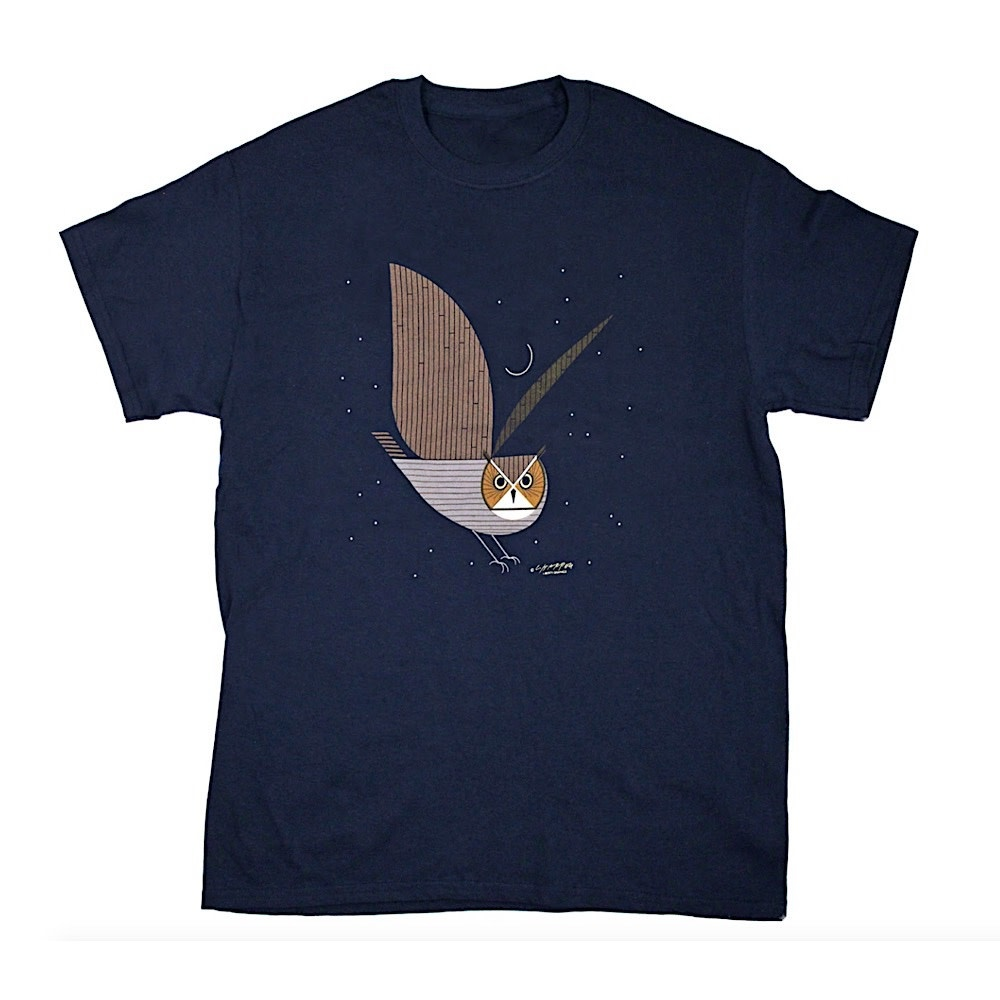 Liberty Graphics Adult Tee - Great Horned Owl