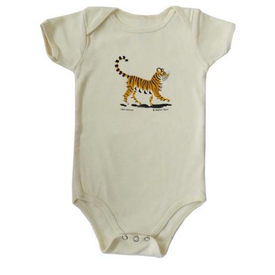 Liberty Graphics Liberty Graphics Onesie - Dahlov Ipcar's Little Tiger