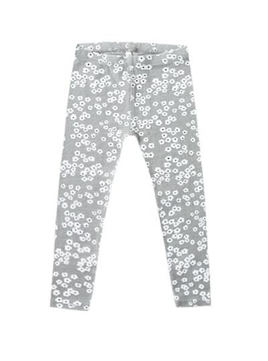 Rylee + Cru Flower Field Knit Legging