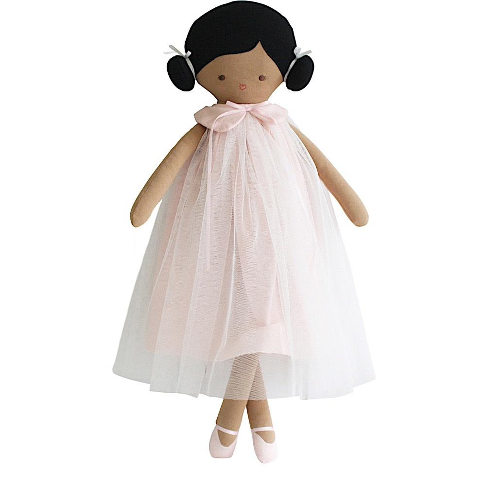 Alimrose Alimrose Lulu Doll - Pink
