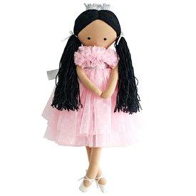Alimrose Alimrose Penelope Princess - Pink Spot Tulle