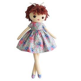 Alimrose Alimrose Nina Doll - Blue Pink