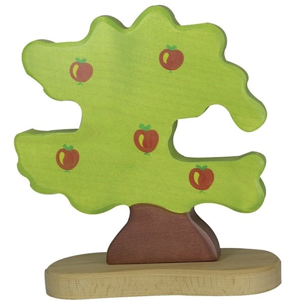 Holztiger Wooden Apple Tree for Birds
