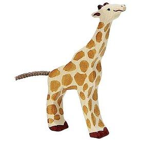 Holztiger Holztiger Wooden Giraffe Small Feeding