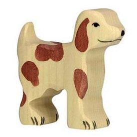 Holztiger Holztiger Wooden Dog - Small Farm