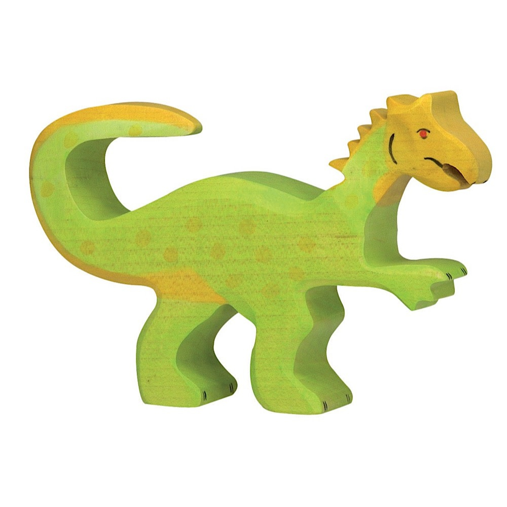 Holztiger Wooden Oviraptor