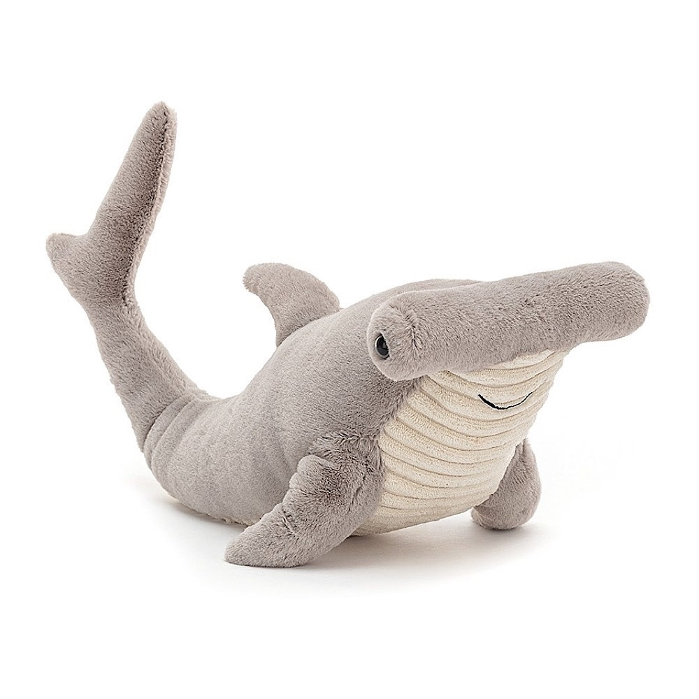 Jellycat Jellycat Harley Hammerhead Shark - 12 Inches