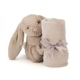 Jellycat Jellycat Bashful Beige Bunny Soother - 13 Inches