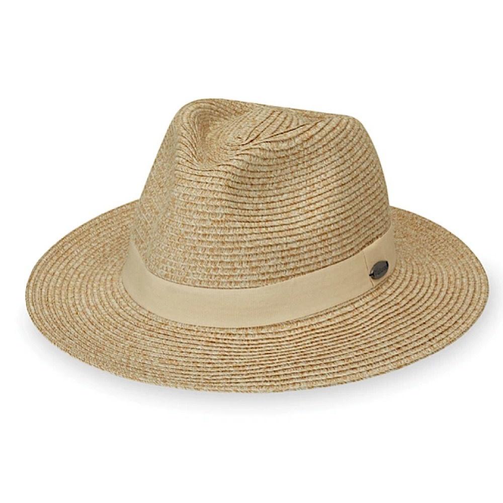 Wallaroo Hat Company Caroline Hat - Beige