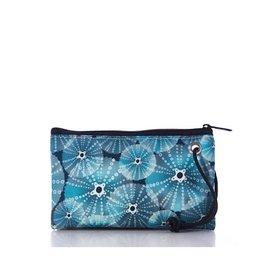 Sea Bags Sea Bags Wristlet - Sea Urchins Print