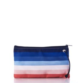 Sea Bags Sea Bags Large Wristlet - Sunset Stripe