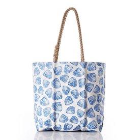 Sea Bags Sea Bags Clamshell Print Tote - Medium