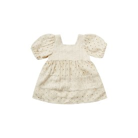 Rylee + Cru Rylee + Cru Gretta Baby Doll Dress - Natural