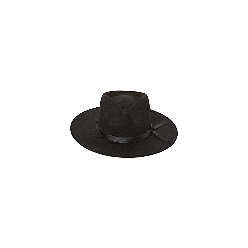 Rylee + Cru Rylee + Cru Rancher Hat - Vintage Black
