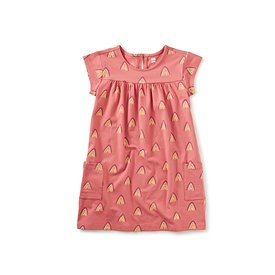Tea Collection Tea Collection Pocket Dress - Rainbow Mountain