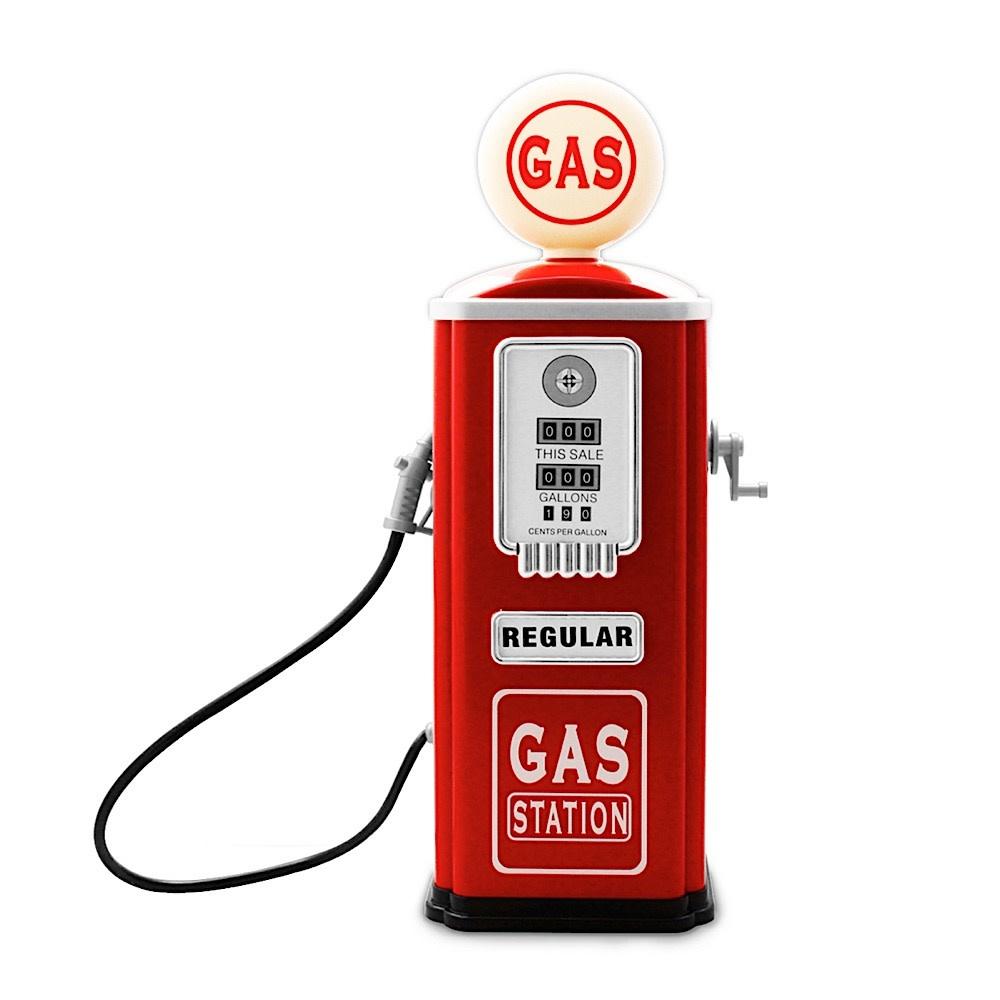 Baghera Gas Station Pump