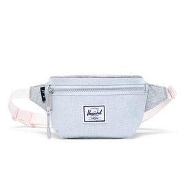 Herschel Supply Co. Herschel Twelve Hip Pack - Ballad Blue Pastel Crosshatch/Rosewater Pastel/Light Grey Crosshatch