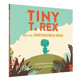 Chronicle Tiny T Rex and the Impossible Hug