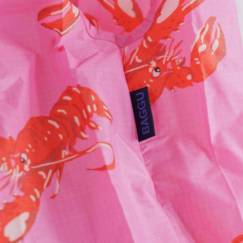 Baggu Baby - Pink Lobster