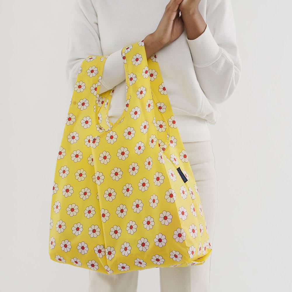 Standard Baggu - Yellow Daisy