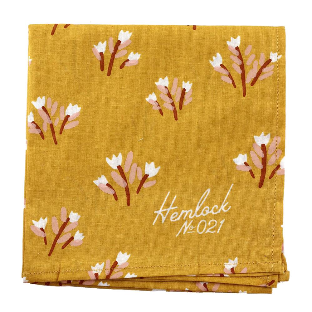 Hemlock Bandana - No. 021 Sadie